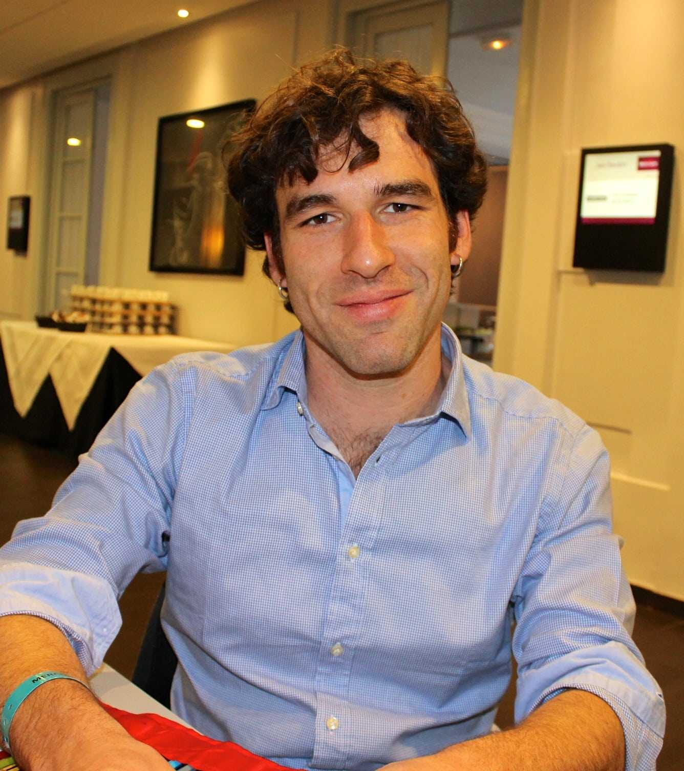 Jordi Lafebre chez Azimuts Montpellier pour les Beaux étés, c'est le samedi 26 septembre