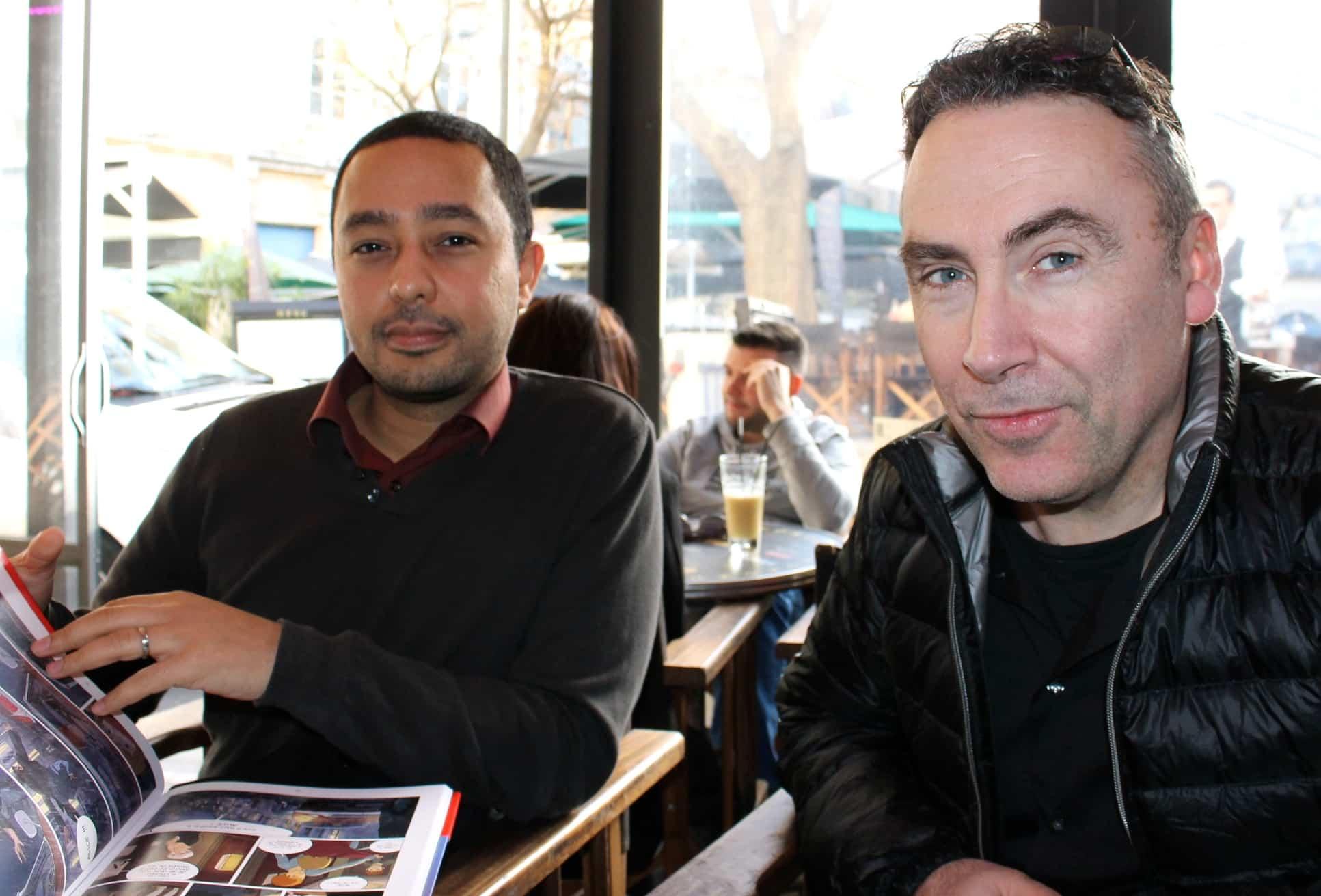 Rencontre avec Jim et Alex Tefenkgi pour Où sont passés les grands jours ?