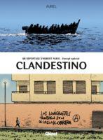 Rencontre avec Aurel pour Clandestino, du dessin politique au reportage dessiné
