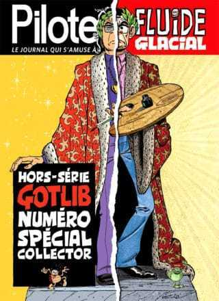 Spécial Gotlib, un numéro qui dit tout sur le «Maître»