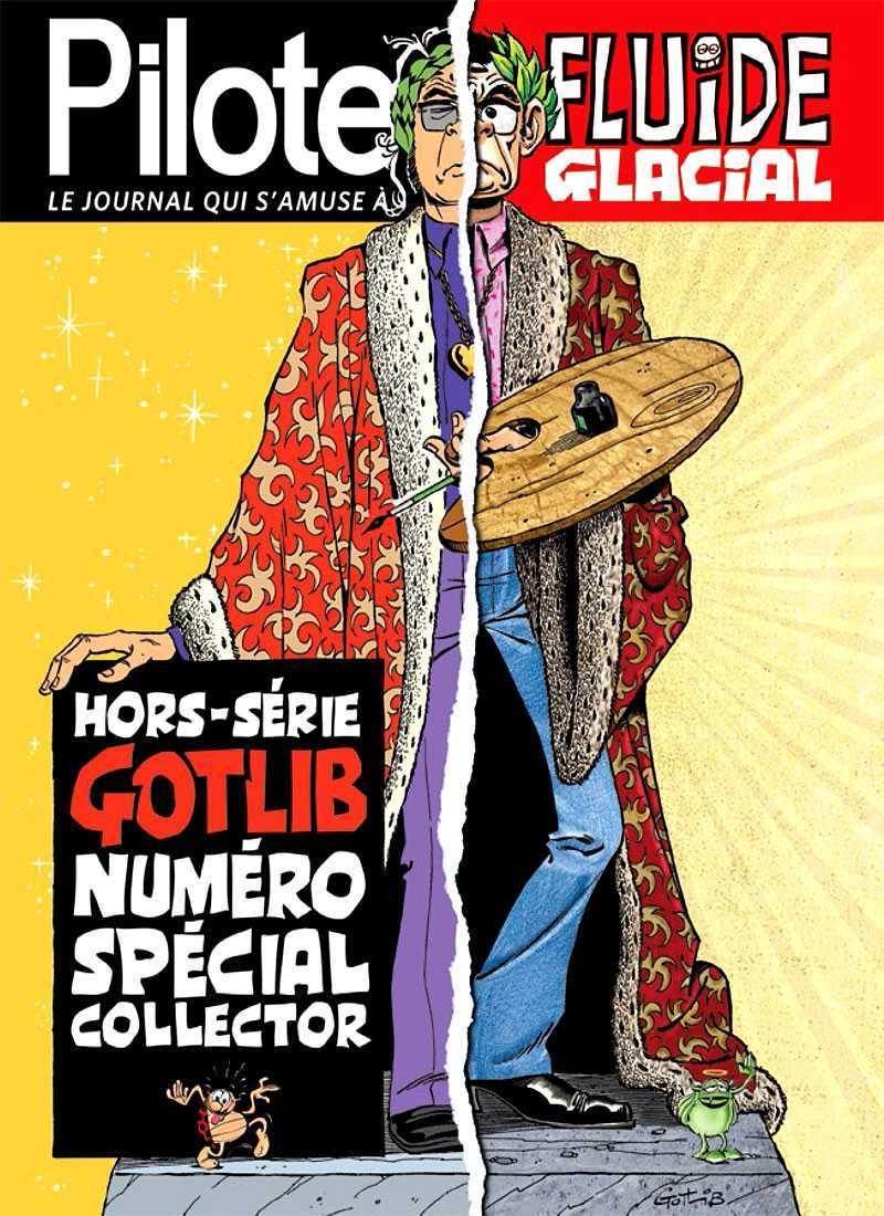 """Spécial Gotlib, un numéro qui dit tout sur le """"Maître"""""""