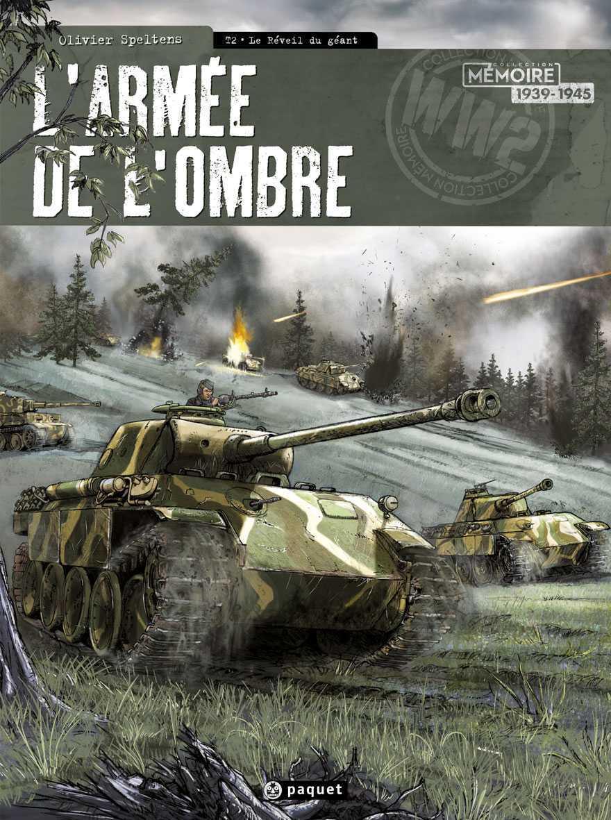 Rencontre avec Olivier Speltens et son Armée de l'Ombre sur le front de l'Est
