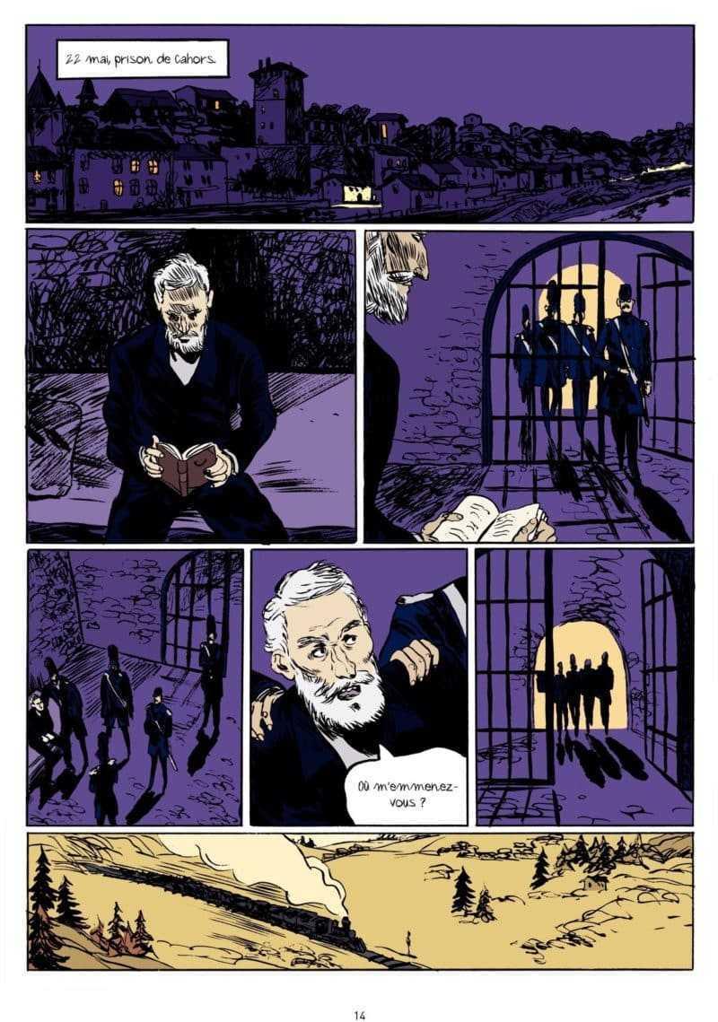 Auguste Blanqui, l'enfermé