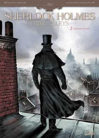 Sherlock Holmes, Crime Alleys