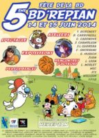 Fête de la BD Jeunesse d'Hérépian, avant-première et un jeu concours