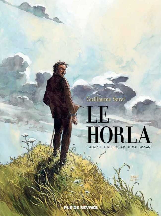 Le Horla, Sorel adapte Maupassant et s'expose galerie du 9e art
