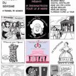 Journée de la femme, Artémisia offre un crayon à des dessinatrices pour évoquer les nouvelles entrées au Panthéon