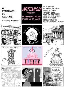 Journée de la femme Panthéon