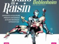 Salon Bulles et raisins