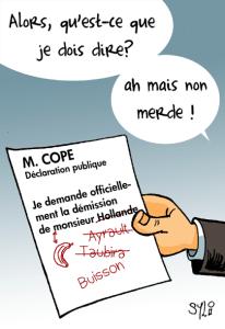 Dessin Copé