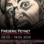 Les Vestiges de l'aube, Peynet expose à Paris