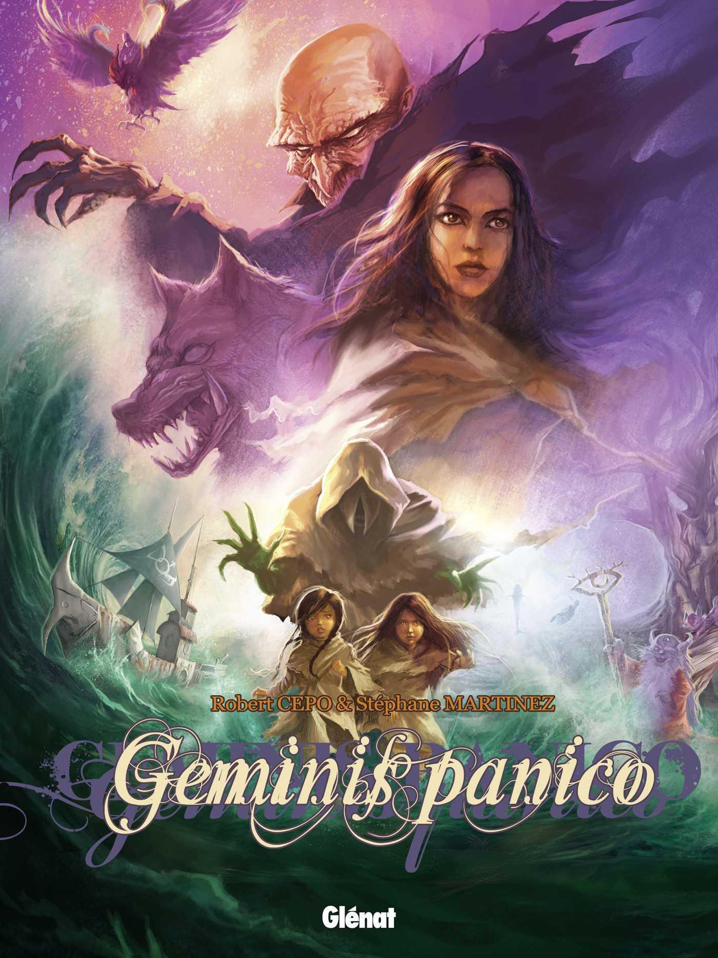 Geminis Panico T2, la fuite du démoniaque docteur Zmurder