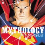 Mythology, Alex Ross : les comics un art authentique et une expo à Paris