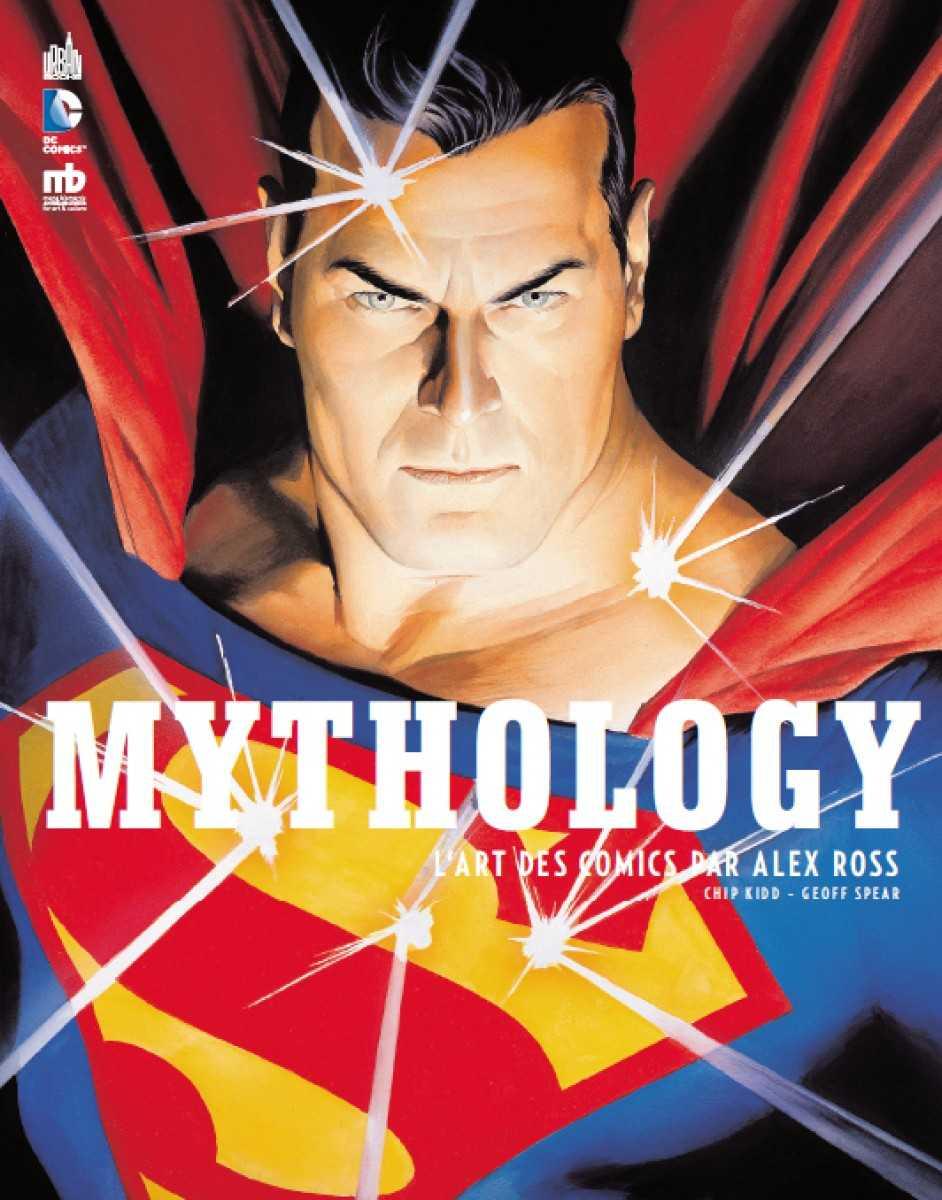 Mythology, Alex Ross : les comics un art authentique et une expo à Paris