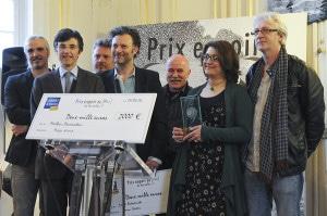 Les lauréats de l'Expo BD de Versailles 2014