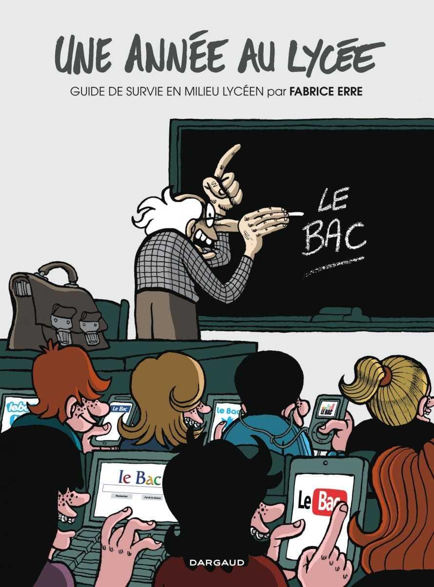 Une Année au lycée, l'Héraultais Fabrice Erre raconte sa drôle vie de prof