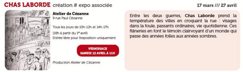 Rencontres du 9e art à Aix-en-Provence 2014