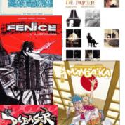 Festival BD de Sérignan les 7 et 8 juin, les albums en compétition