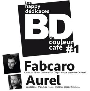 Happy dédicaces de Couleur Café