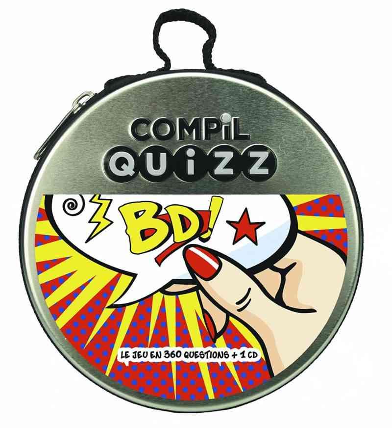 Compil Quizz BD !