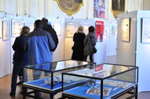 L'expo BD de Versailles