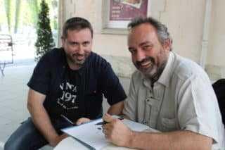 Jean-Yves Le Naour et A.Dan