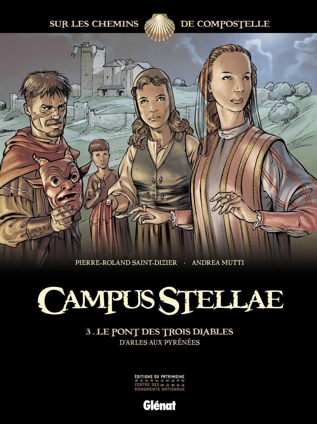 Campus Stellae T3, trois diables et quatre destins