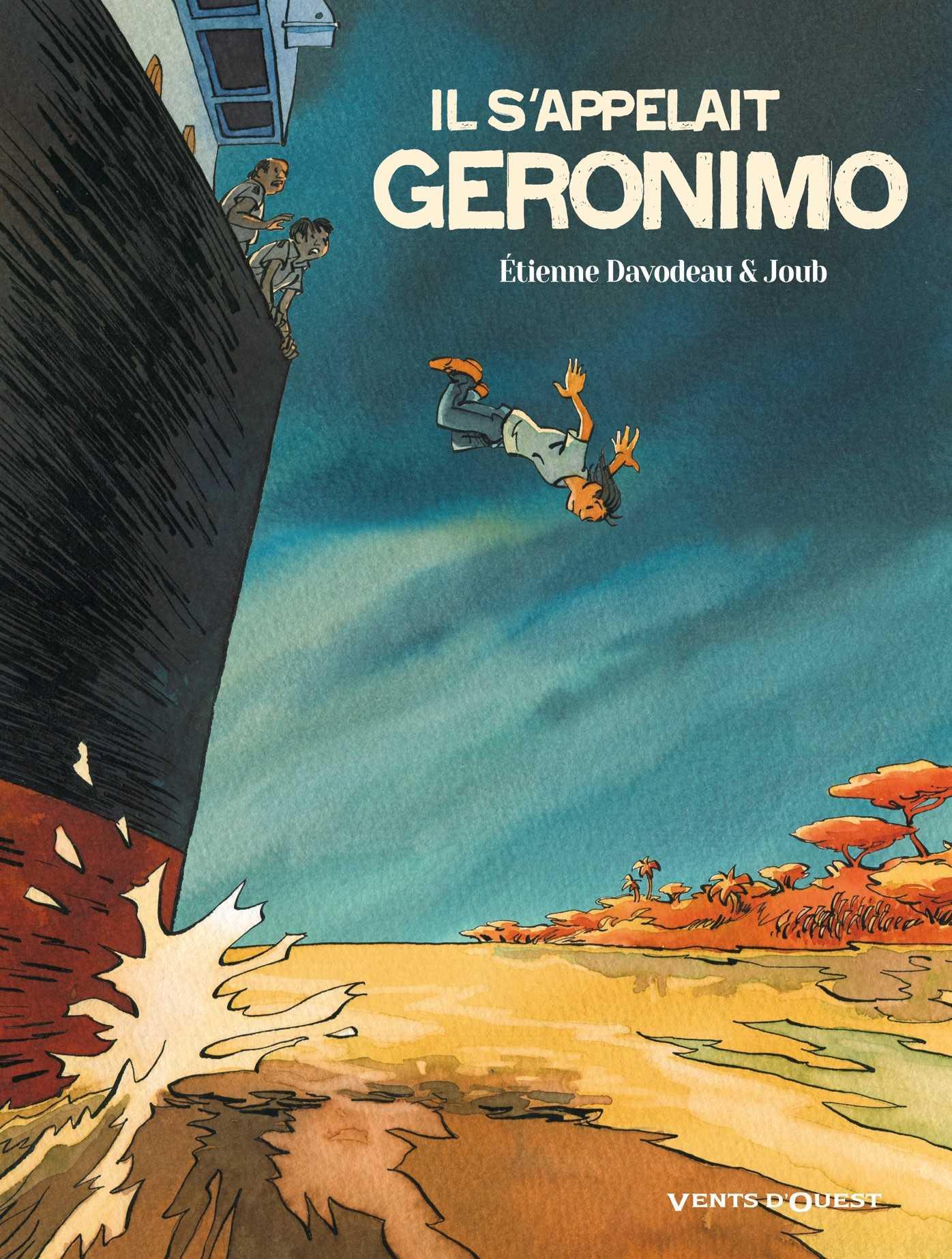Il s'appelait Geronimo, nouvelle vie usurpée