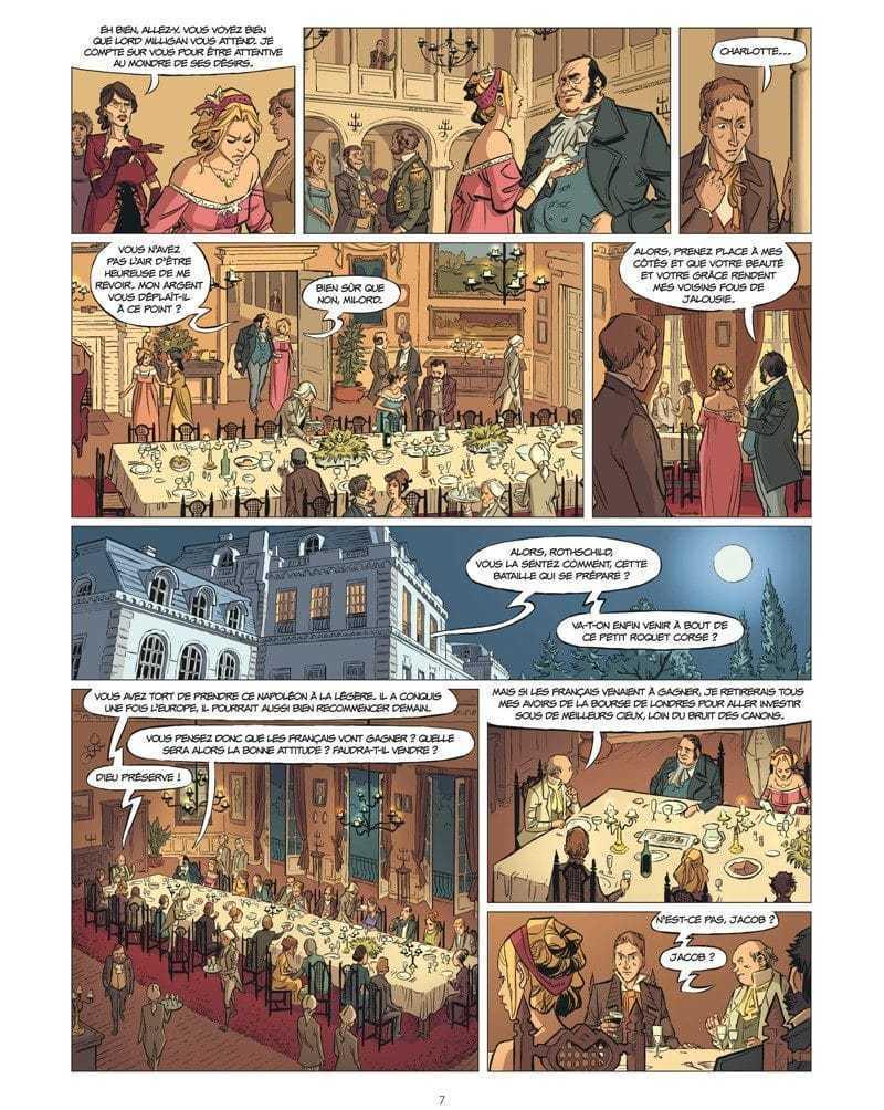 L'initié de Waterloo