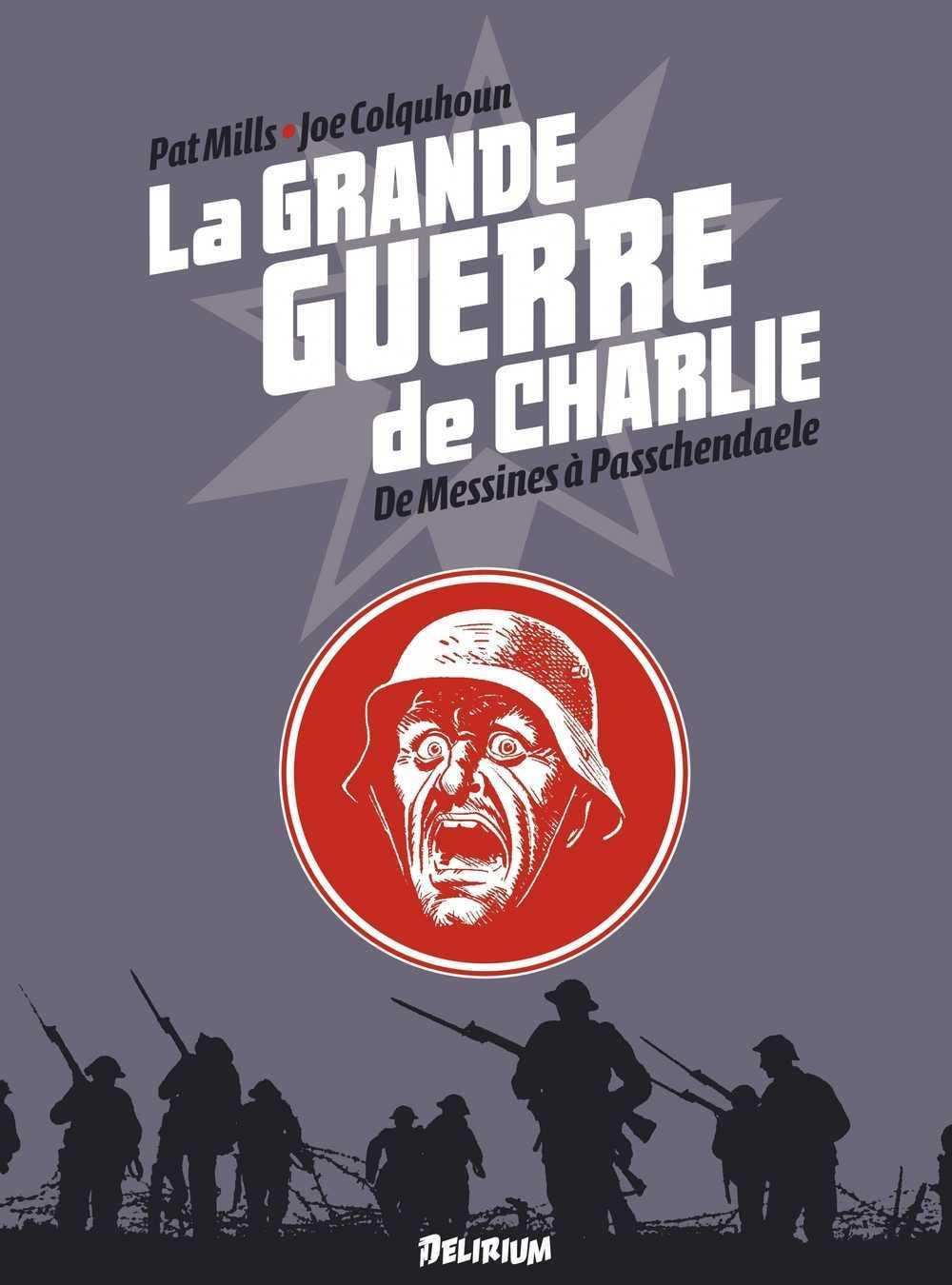 La Grande Guerre de Charlie T6, les taupes de la bataille d'Ypres