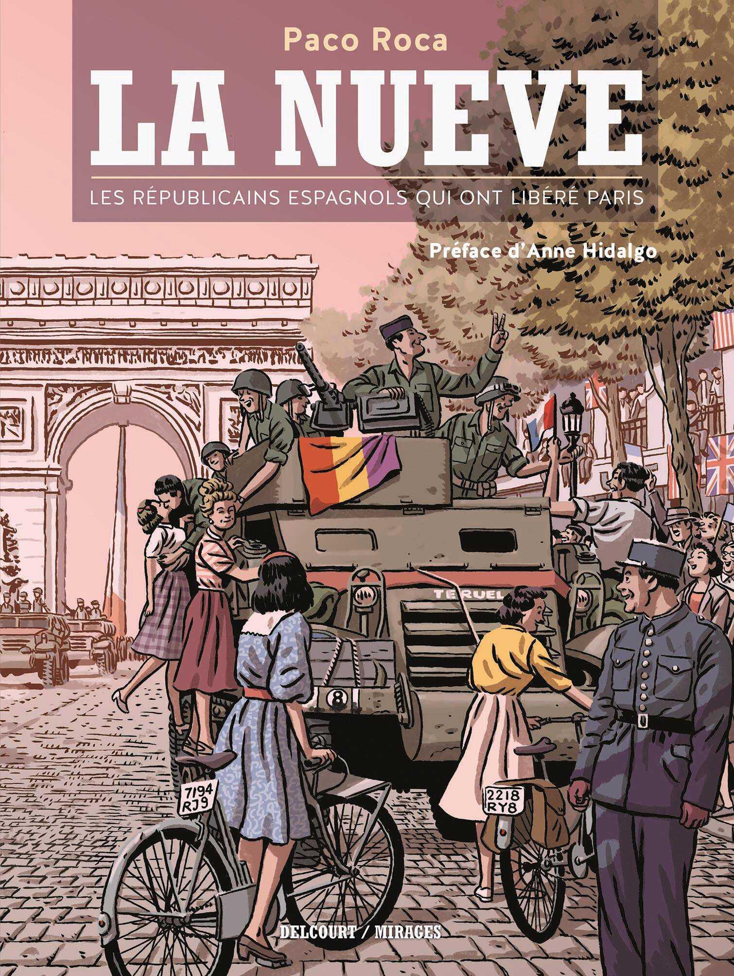 La Nueve, ces Espagnols qui ont libéré Paris en 1944
