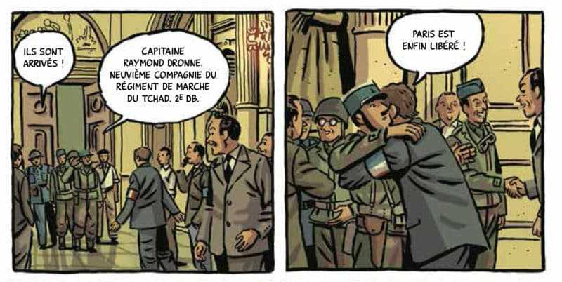 Les républicains espagnols qui ont libéré Paris