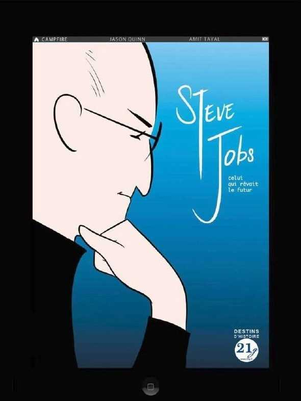 Steve Jobs, il croyait à l'impossible