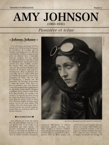 Amy Johnson journal