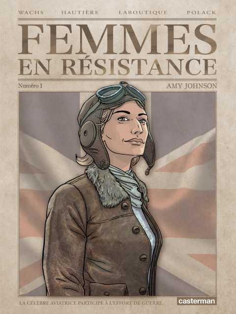 L'aviatrice Amy Johnson en vedette au Musée de l'Air et de l'Espace