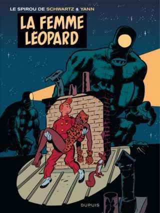 La Femme Léopard