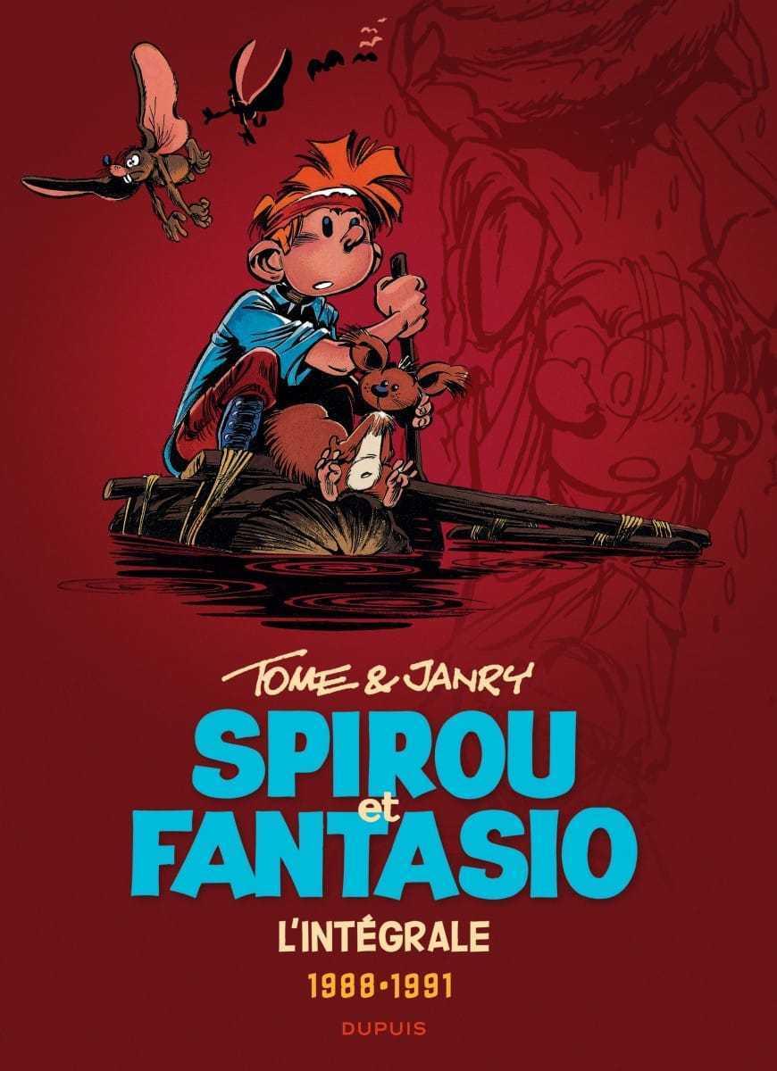 Spirou et Fantasio intégrale 15, Tome et Janry s'imposent