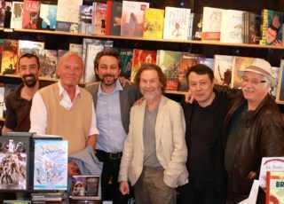 Fabien Nury, Jean Van Hamme, Xavier Dorison, Christian Rossi, Olivier TaDuc et Serge Le Tendre