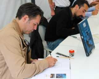 Steve Cuzor et Fabien Nury