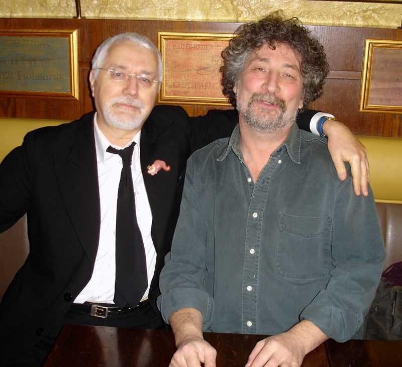 Serge Le Tendre et Régis Loisel