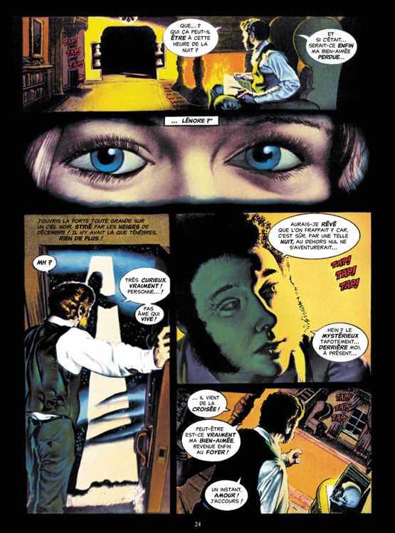 Eerie & Creepy présentent Richard Corben