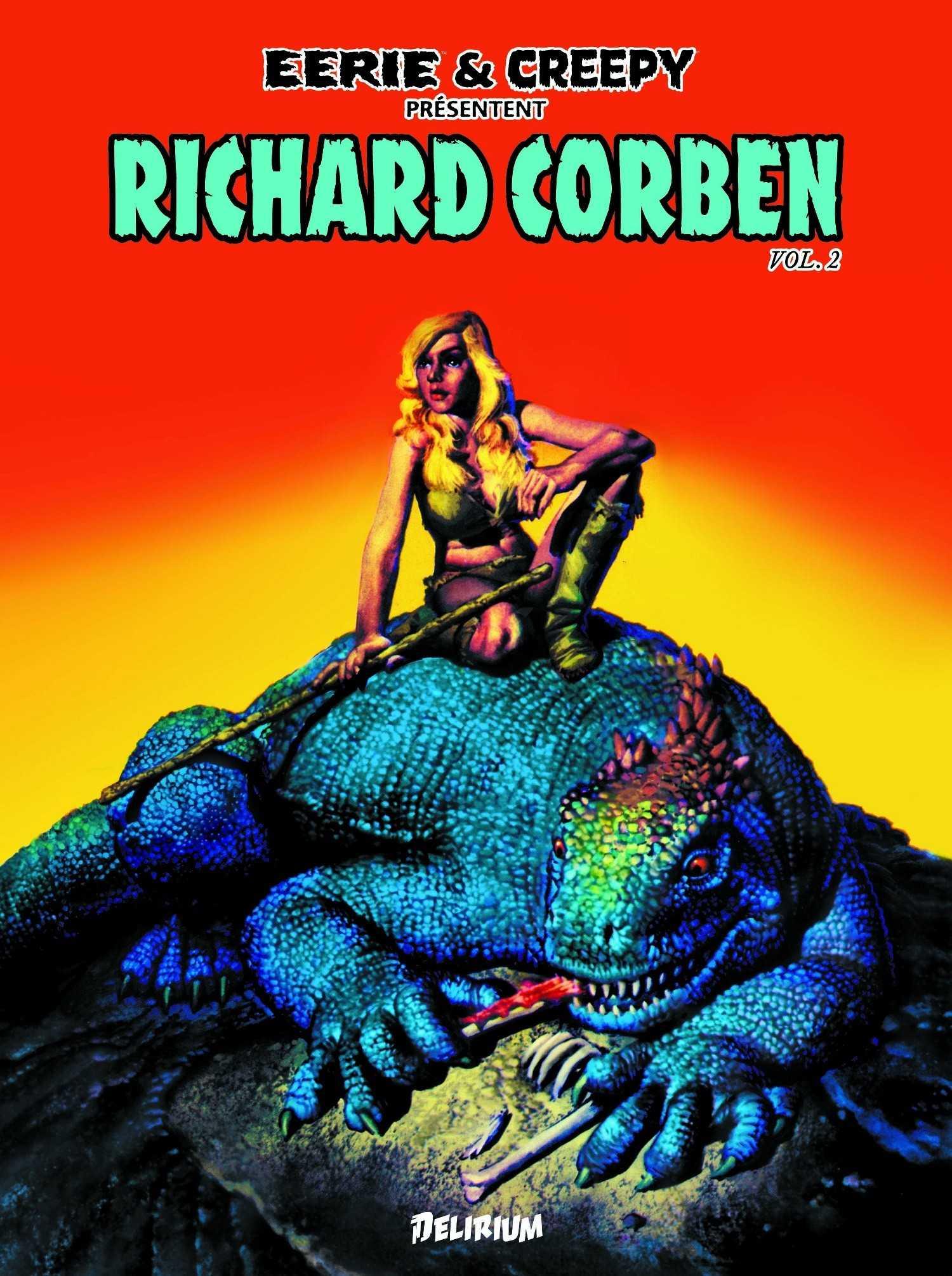 Richard Corben, frissons de plaisir angoissés avec Eerie & Creepy