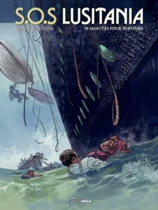 S.O.S. Lusitania T2, au cœur du naufrage