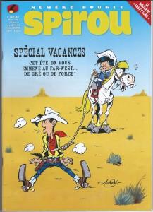 Spirou Lucky Luke