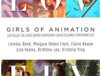 Expo Disney ladies