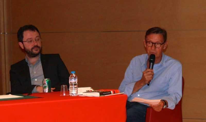 Riad Sattouf et Jean-Laurent Truc