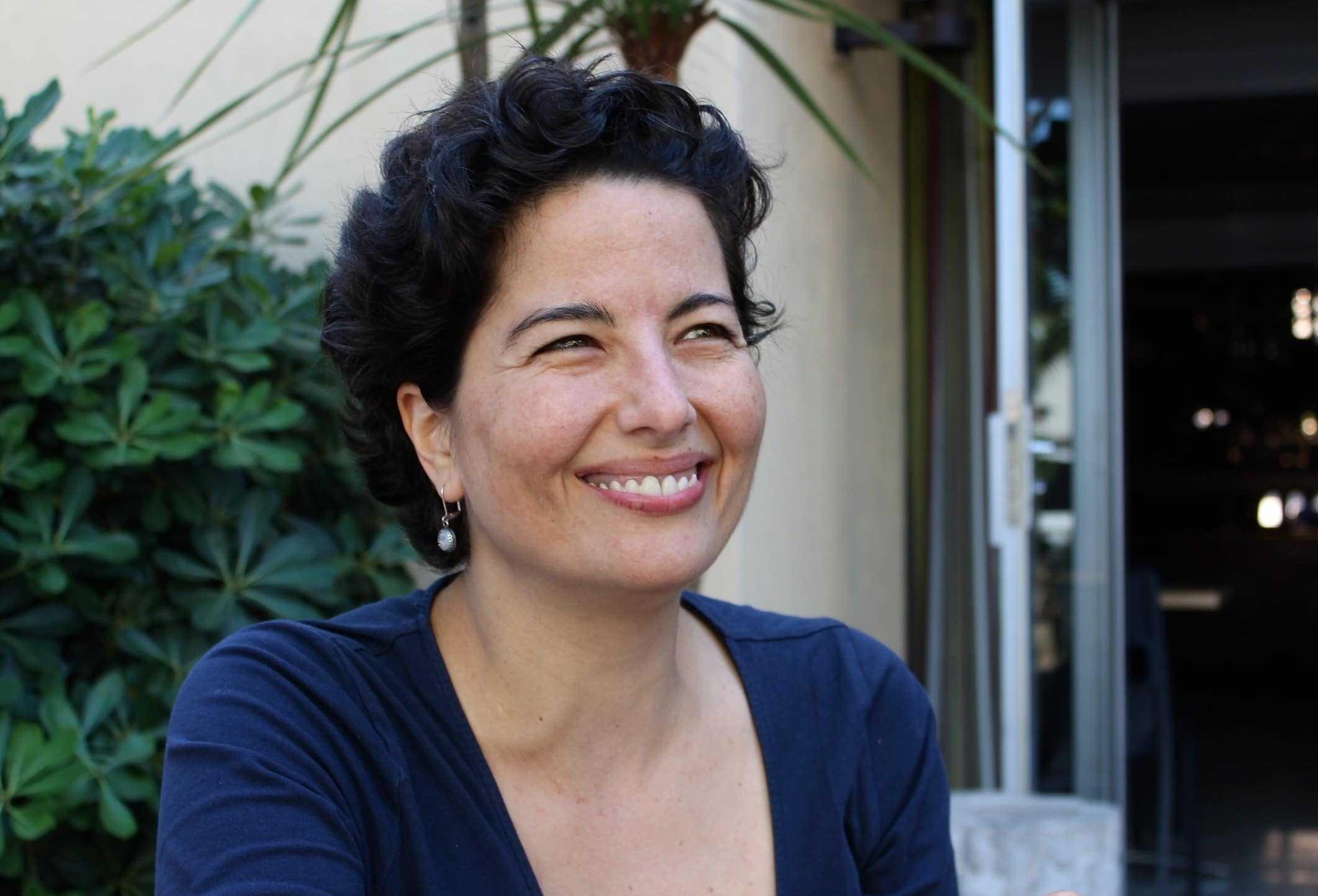 Rencontre avec Béatrice Tillier à Palavas, du Bois des Vierges à La Complainte des landes perdues