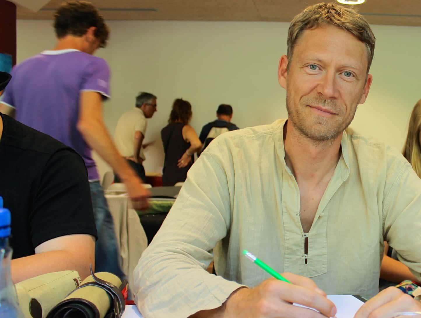 Rencontre avec Éric Hübsch, d'Excalibur à Ploneïs avant l'Asie du Sud-Est