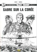 Jean-Michel Arroyo a dessiné le spin-off de Buck Danny «Sabre sur la Corée» et dédicace chez Azimuts le 14 décembre à Montpellier