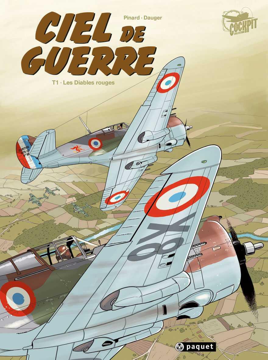 Ciel de guerre, les aviateurs français en 1940
